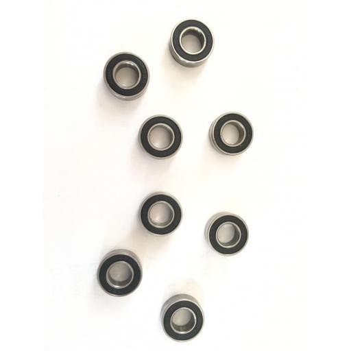 17mm Wheel hub sealed bearing set
