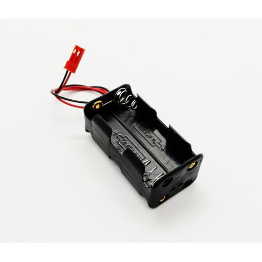 Battery Holder 4x AA Batteries, for Car, Buggy or Truck