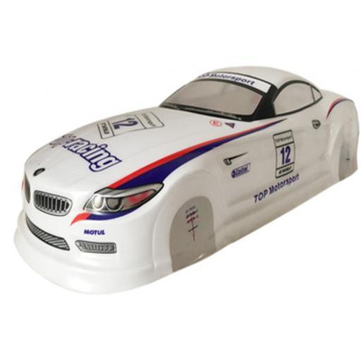 BMW Z4 Universal 1/10 Car Body Shell