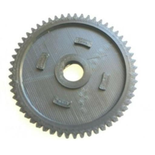 CEN MG10 replacement Spur Gear 55T printed in ABS. P/N MG016