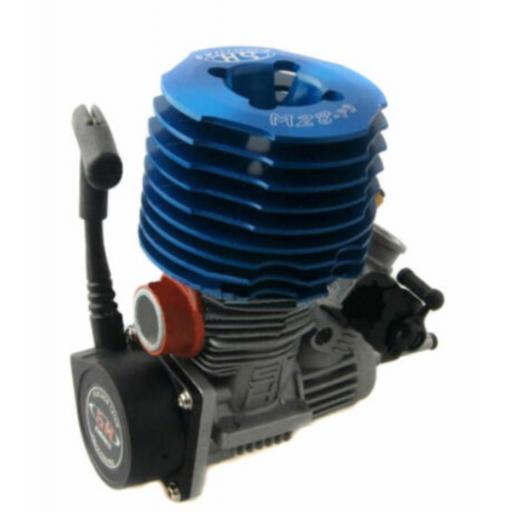 SH 21 Engine for 1/8th Vehicles. Complete with Pull Start and Glow Plug