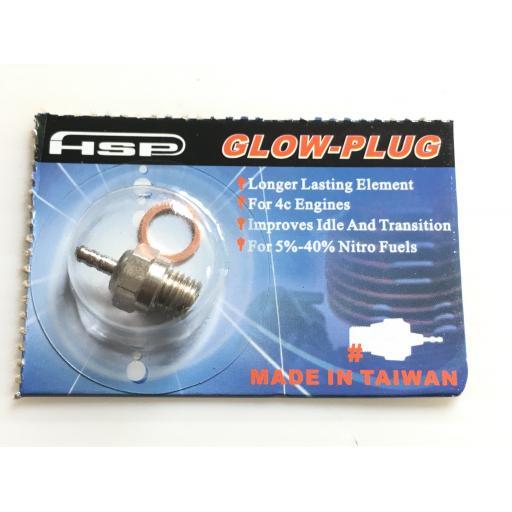 Nitro Glow Plug - No 4