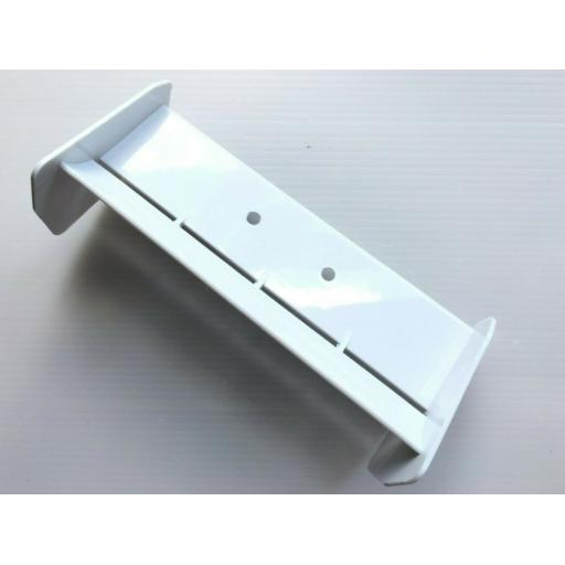 Rear Wing for 1/10 Buggy or Truggy - White
