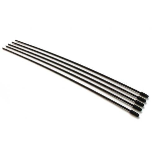 5x RC Flexible replacement Plastic pipe Aerial Antenna, 30cm for AM, FM, 2.4GHZ