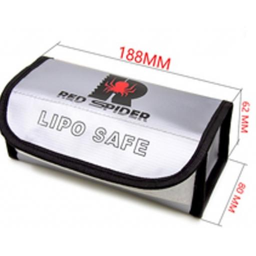 Lipo Safe Bag - Fire and explosion protection when charging