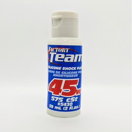 RC Pure Silicone Shock Oil Team Associated 45W (575 cSt)