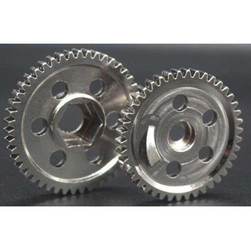 HSP Car / Buggy Steel Spur. Gear set (42T) 06033 (47T) 06232 94166/94177